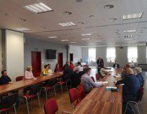 Więcej o: Komunikat z posiedzenia Gminnego Zespołu Zarządzania Kryzysowego