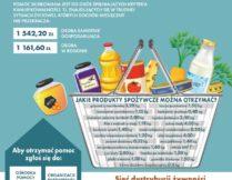 Więcej o: Dystrybucja żywności w ramach Programu Operacyjnego Pomoc Żywnościowa 2014-2020 – Podprogram 2020